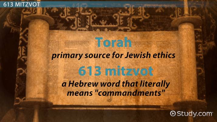 What Is The Moral Code Of Judaism