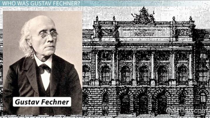 Gustav Fechner: Psychology Theory & Explanation - Video & Lesson