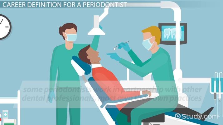 Periodontists: Job & Career Information