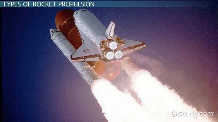 Rocket Propulsion Definition Principles Video Lesson Transcript Study Com