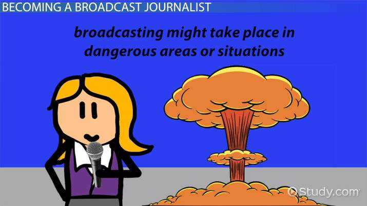 Become a Broadcast Journalist | Education and Career Roadmap
