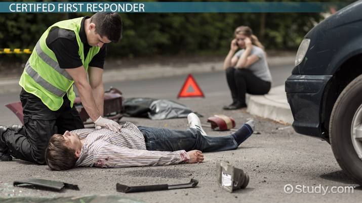 How to Become a Certified First Responder