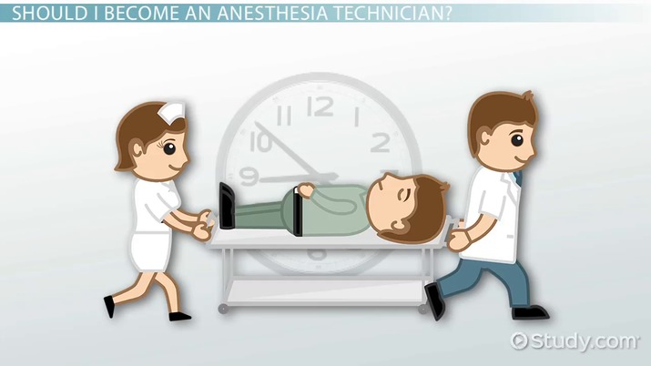 How to Become an Anesthesia Technician