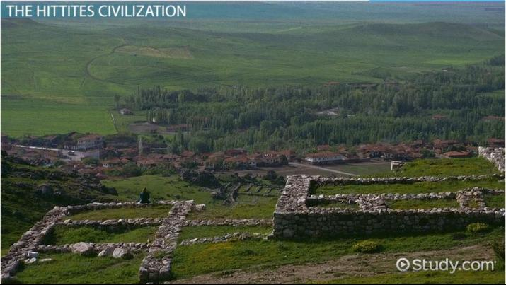 The Hittites: A Civilization That Changed the World