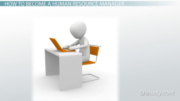 How to Become a Human Resource Manager: Education and Career