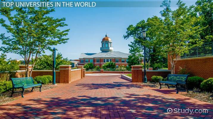 List of the 20 Best Universities and Colleges in the World