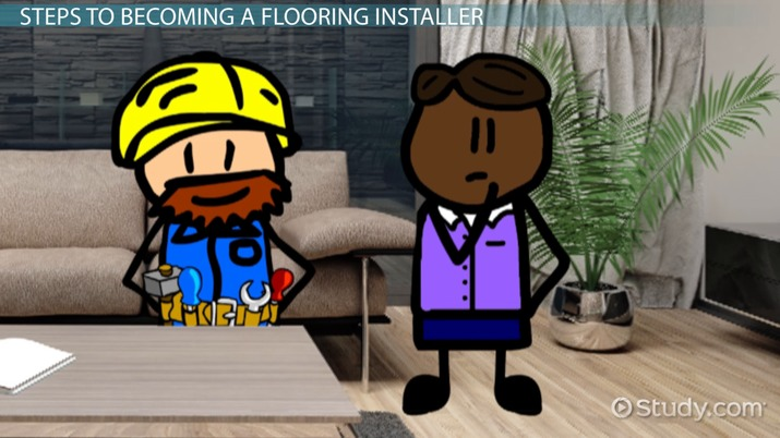 Be a Flooring Installer: Training and Career Information