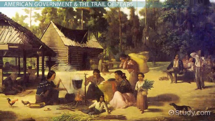 Choctaw Tribe: History & Facts - Video & Lesson Transcript