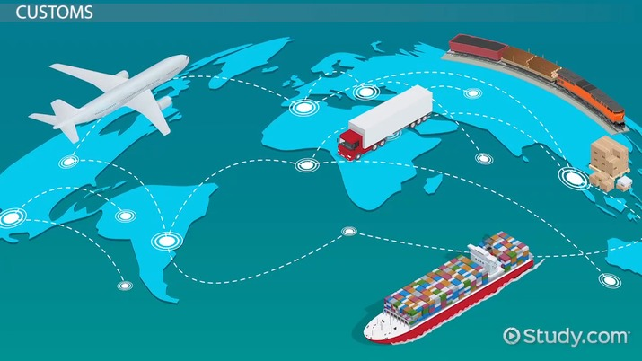 What is an Export? - Definition & Example - Video & Lesson