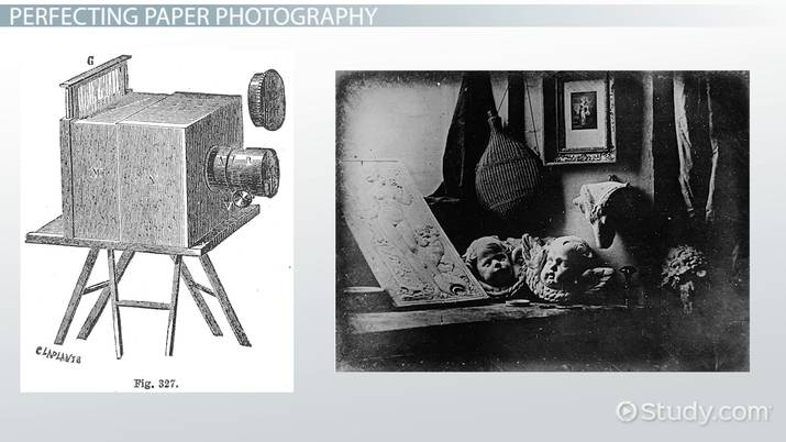 History Of Photography Materials Techniques