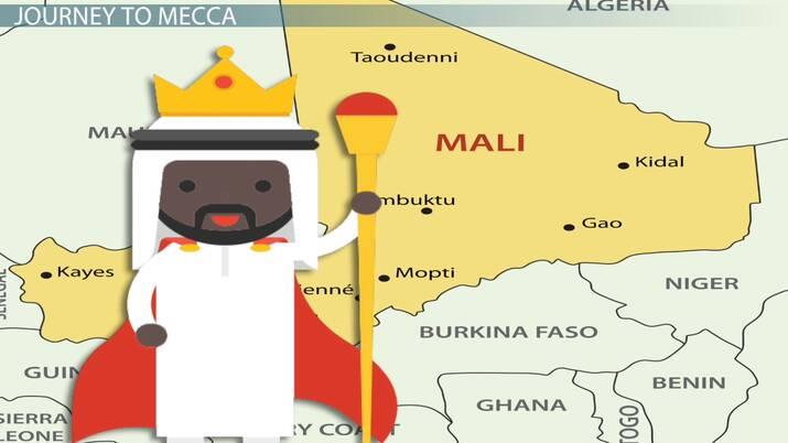 Mansa Musa: Definition, Facts & Biography - Video & Lesson