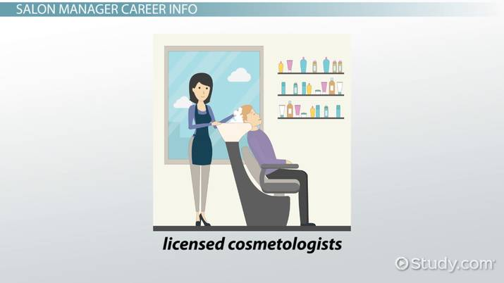 Become A Salon Manager Step By Step Career Guide