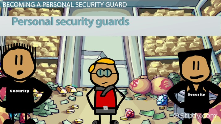 How to Become a Personal Security Guard: Career Roadmap
