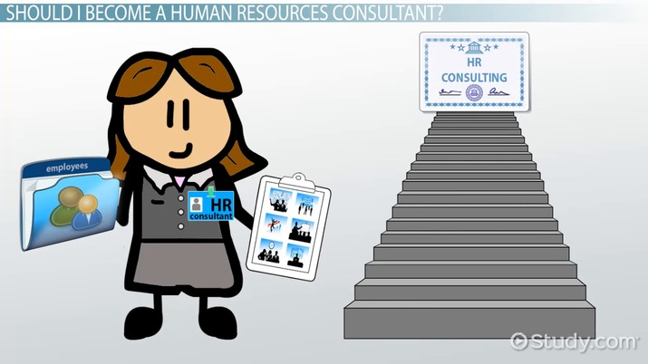 how to become a human resources consultant