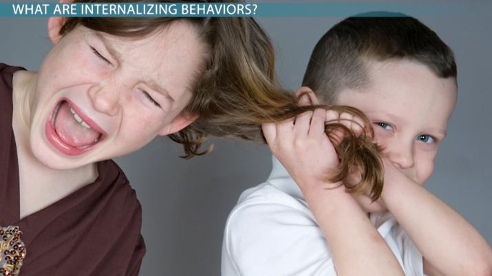 Study Exercise May Cut Behavior Issues >> Internalizing Behaviors Definition Examples Video Lesson