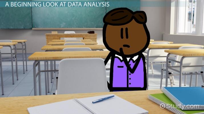 Data Analysis: Techniques & Methods - Video & Lesson