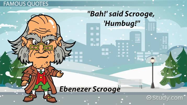 A Christmas Carol Quotes - Video