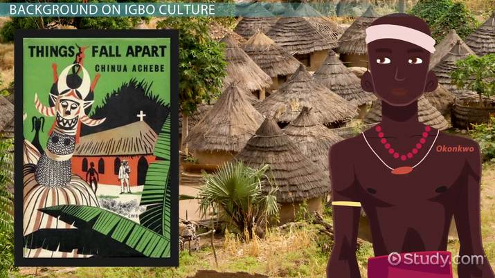 Things Fall Apart Symbolism Quotes: Igbo Culture In Things Fall Apart: Examples & Quotes