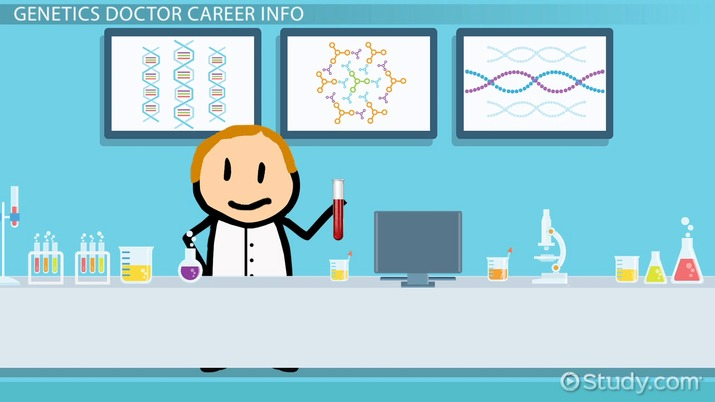 Become a Genetics Doctor: Step-by-Step Career Guide