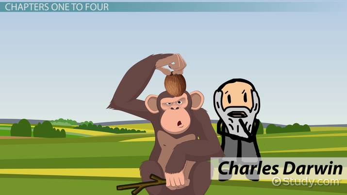 Charles Darwin's The Descent of Man Summary - Video & Lesson