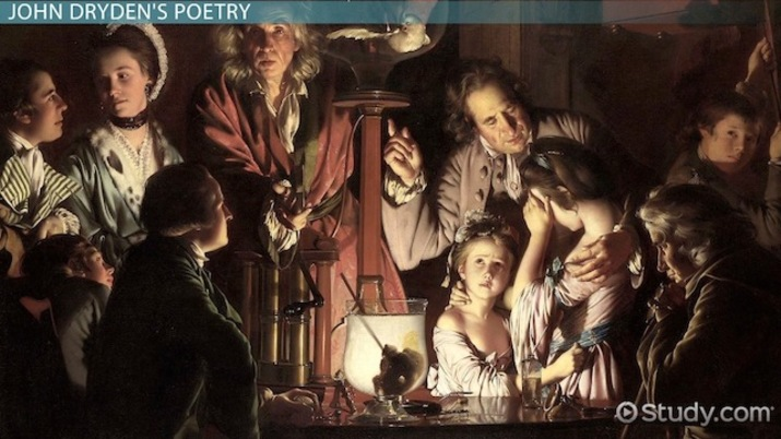 john dryden poetry plays criticism video lesson transcript  john dryden poetry plays criticism video lesson transcript com