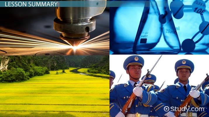 Deng Xiaoping And The Four Modernizations Video Lesson Transcript Study Com