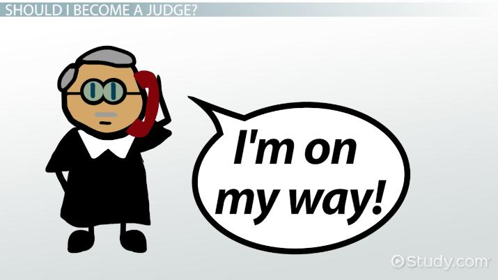 Become a Judge | Education Requirements and Career Roadmap