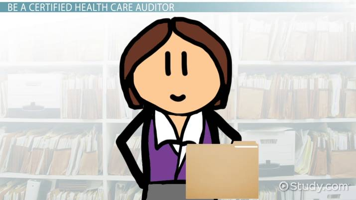 certified health care auditor education and career roadmap