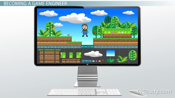 How to Become a Game Engineer: Step-by-Step Career Guide