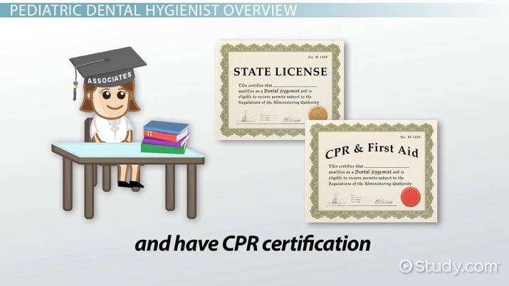 How to Become a Pediatric Dental Hygienist