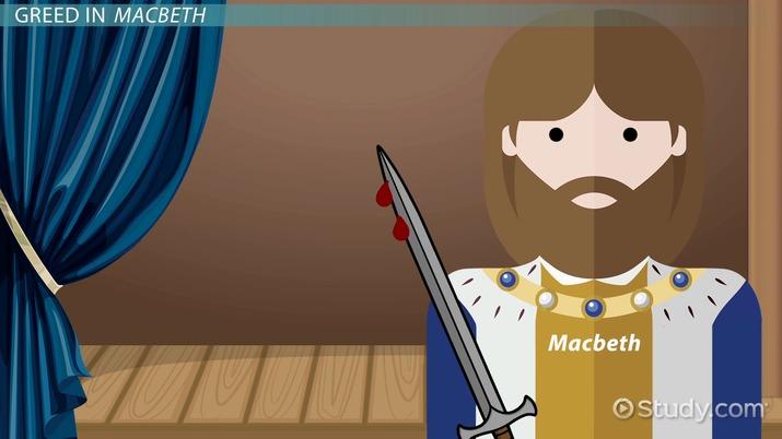 Macbeth Greed Quotes Analysis Video Lesson Transcript Studycom