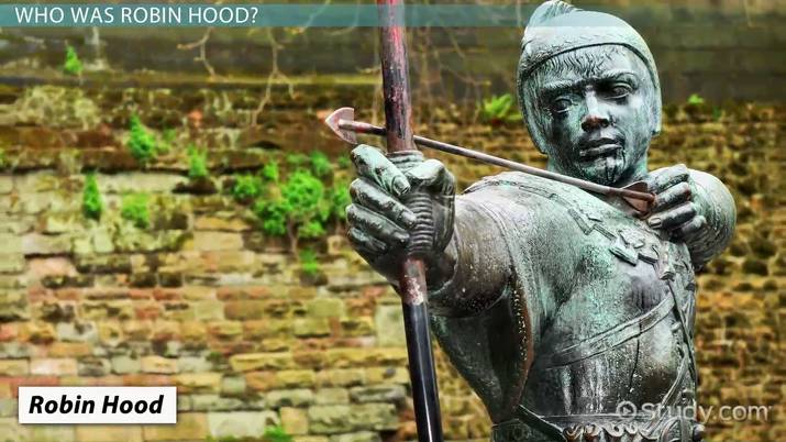 robin hood facts  lesson for kids
