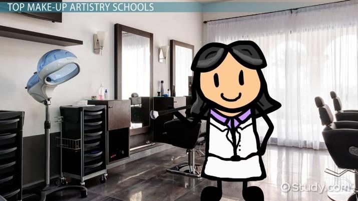 Top Make Up Artistry Schools