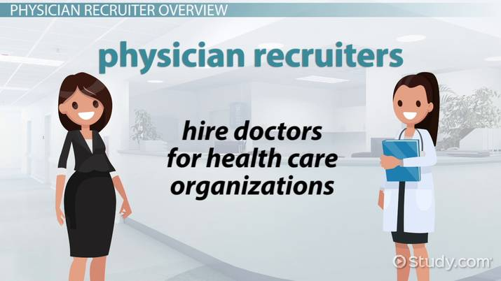 how to become a physician recruiter career roadmap