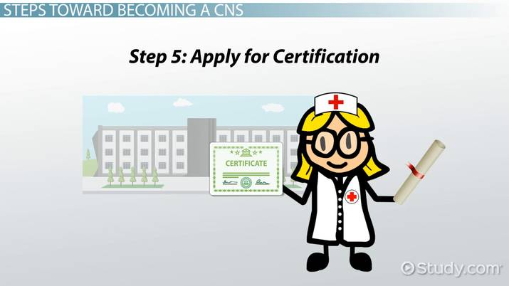 How to Become a Clinical Nurse Specialist