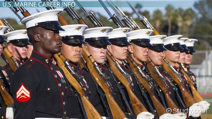 Nursing School Online >> Become a US Marine: Education and Career Roadmap