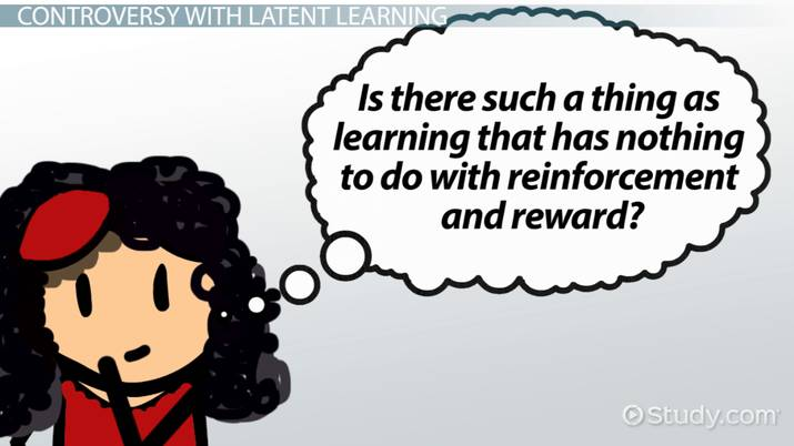 Latent Learning: Definition, History & Examples