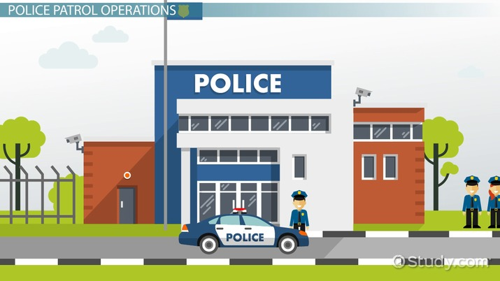 Police Patrol: Operations, Procedures & Techniques