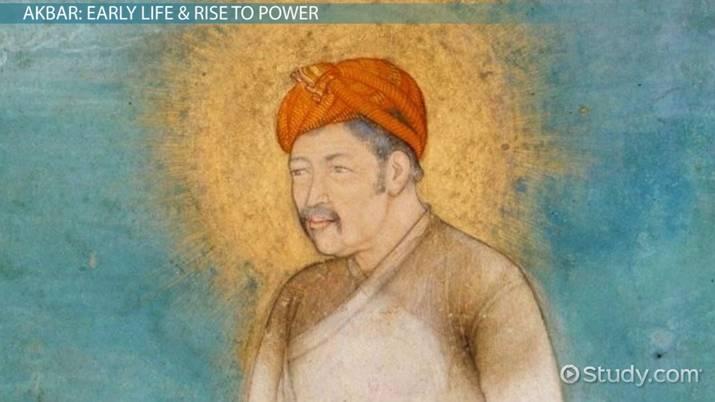 Akbar The Great Achievements  Biography  Video  Lesson  A Video Thumbnail