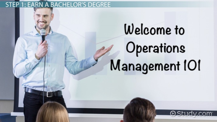 How To Become An Operations Consultant