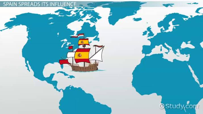 Spanish-Speaking Countries & Capitals - Video & Lesson ...