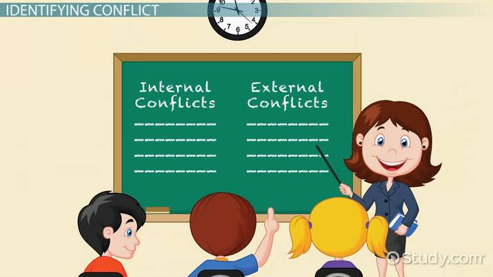 Teaching Conflict in Literature - Video & Lesson Transcript