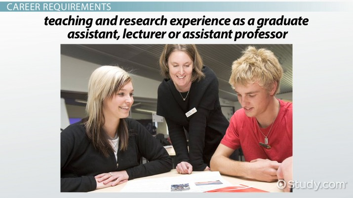 How to Become an Associate Professor: Step-by-Step Career Guide