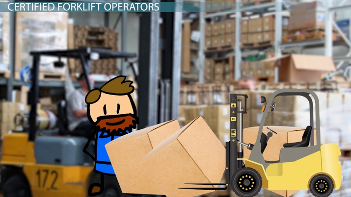 Be A Certified Forklift Operator Certification And Career