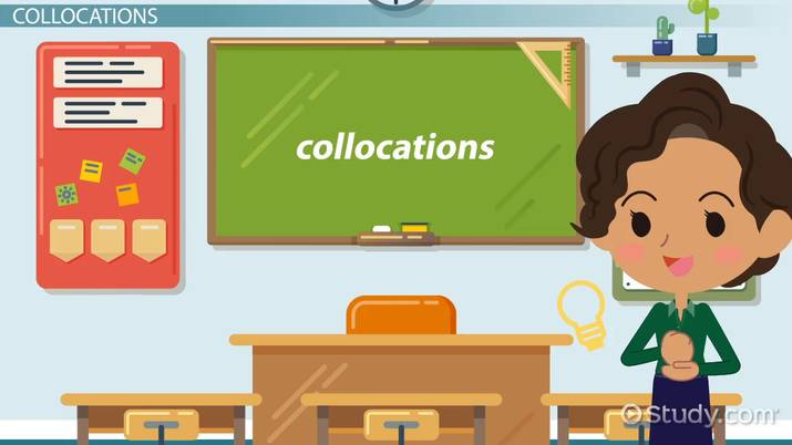 Collocations Definition Examples Practice Video Lesson