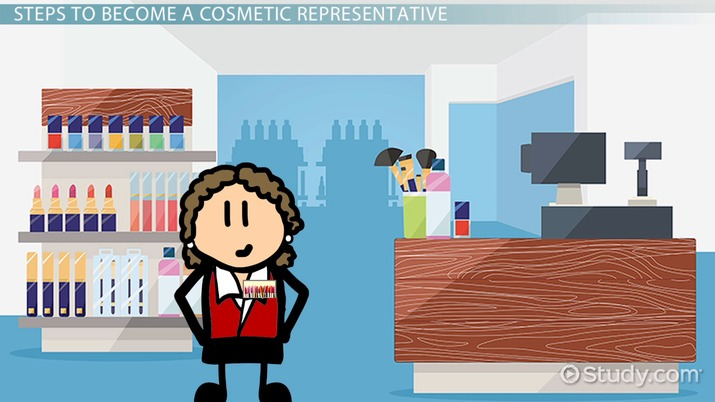 Become A Cosmetic Representative Step By Step Career Guide