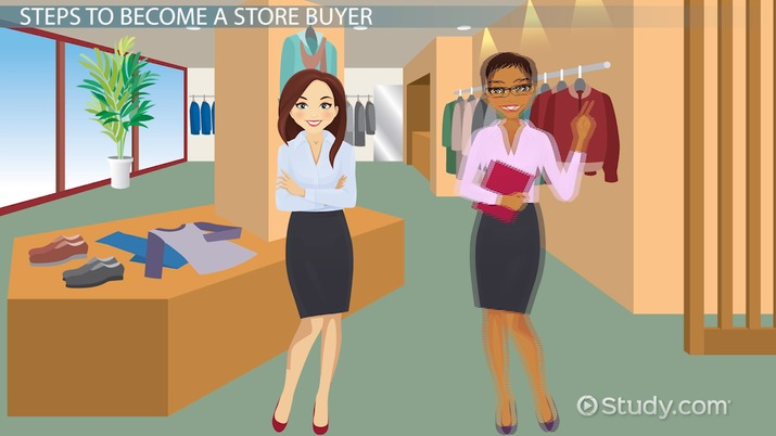 Become a Buyer for a Major Department Store: How-To Guide
