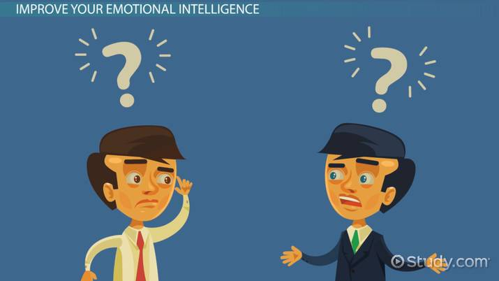 How to Improve Emotional Intelligence at Work