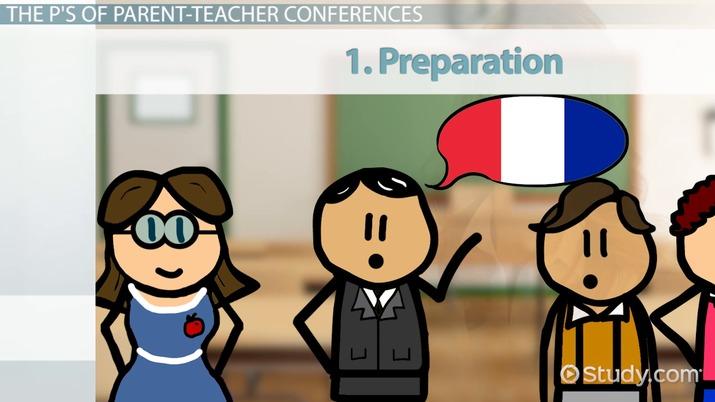 Parent-Teacher Conferences: Tips for Teachers - Video & Lesson
