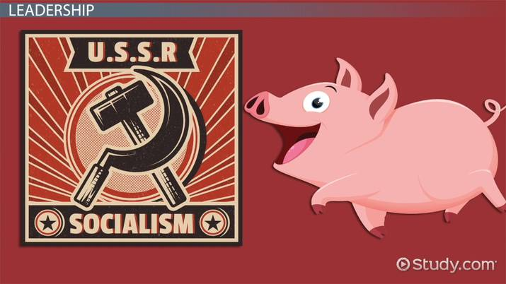 How Animal Farm Parallels The Russian Revolution Video Lesson